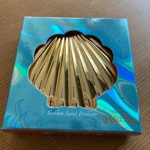 Besame Cosmetics GOLDEN SAND BRONZER Brand New